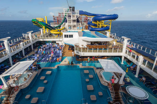 secrets the cruise lines