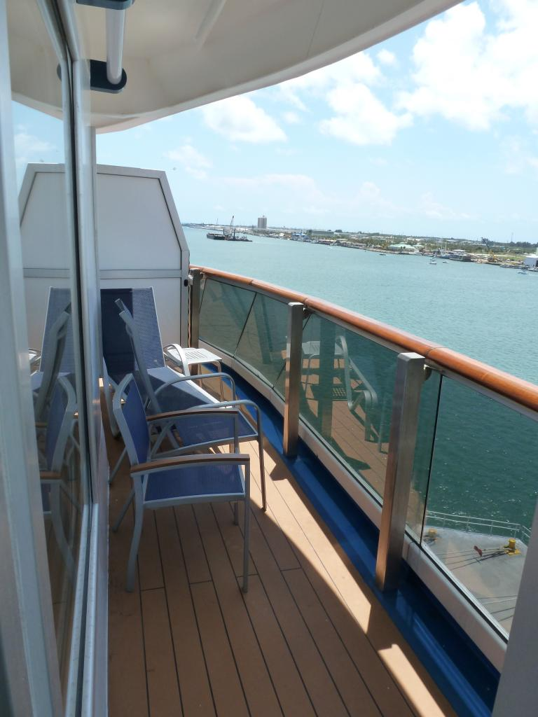 Carnival Dream Cruise Review for Cabin 6490