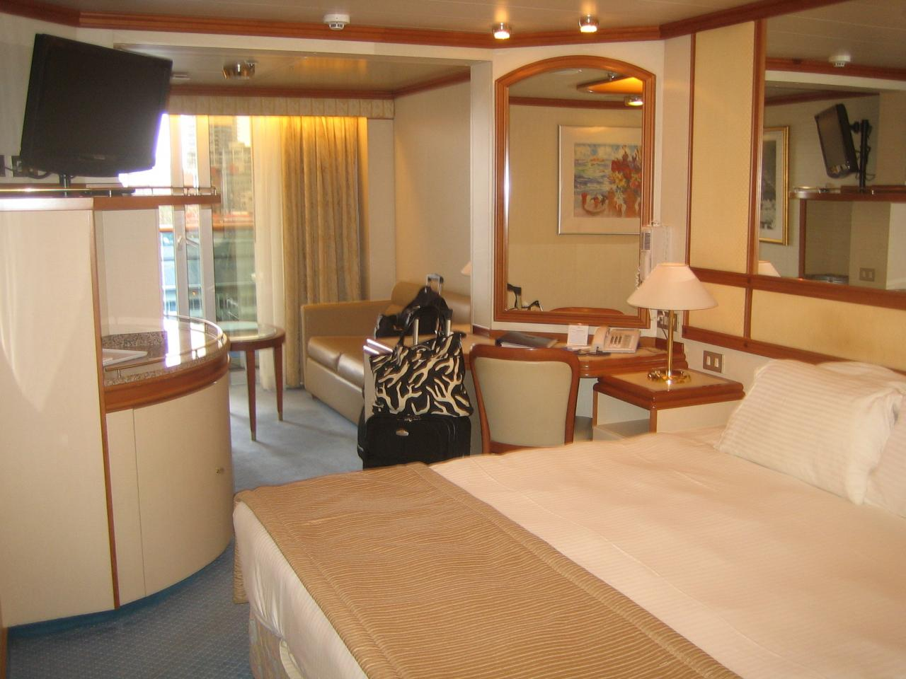 Princess Golden Princess Cruise Review for Cabin E729