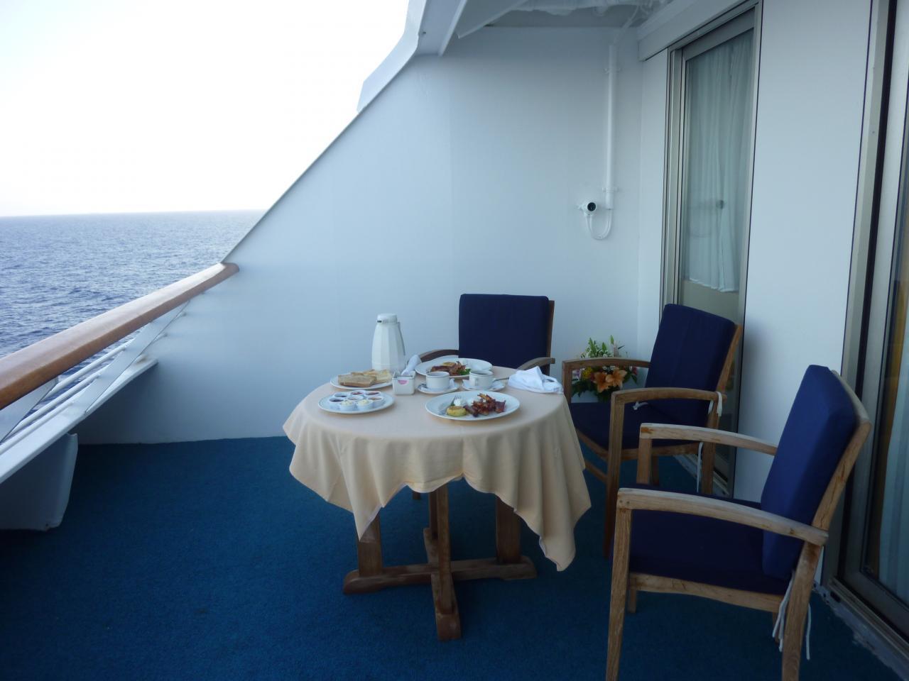 Princess Sea Princess Cruise Review for Cabin B755