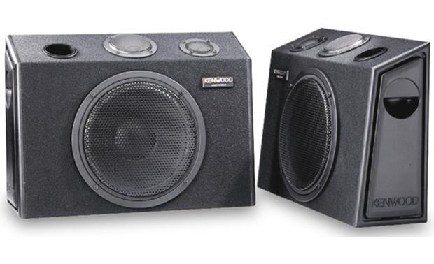 Truck Speaker Box With Amp
