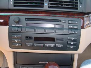 19992005 BMW 3 Series Sedan Car Audio Profile