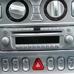 Kenwood Double Din Wiring Diagram Knit Stitch 2004 2008 Chrysler Crossfire Car Audio Profile Radio