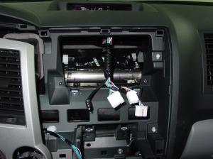 20072013 Toyota Tundra Double Cab Car Audio Profile