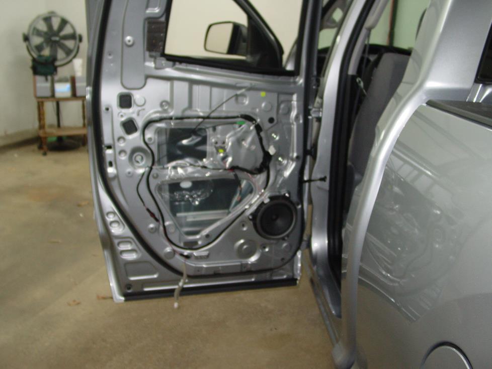 2005 Toyota Tundra Jbl Door Speakers