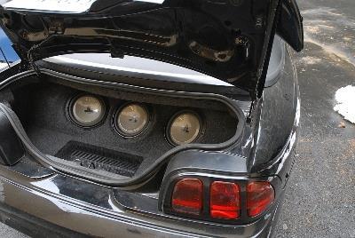 David Hs 1998 Ford Mustang Cobra Convertible