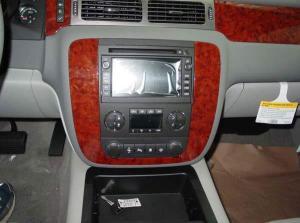 20072013 Chevrolet Silverado and GMC Sierra Crew Cab Car