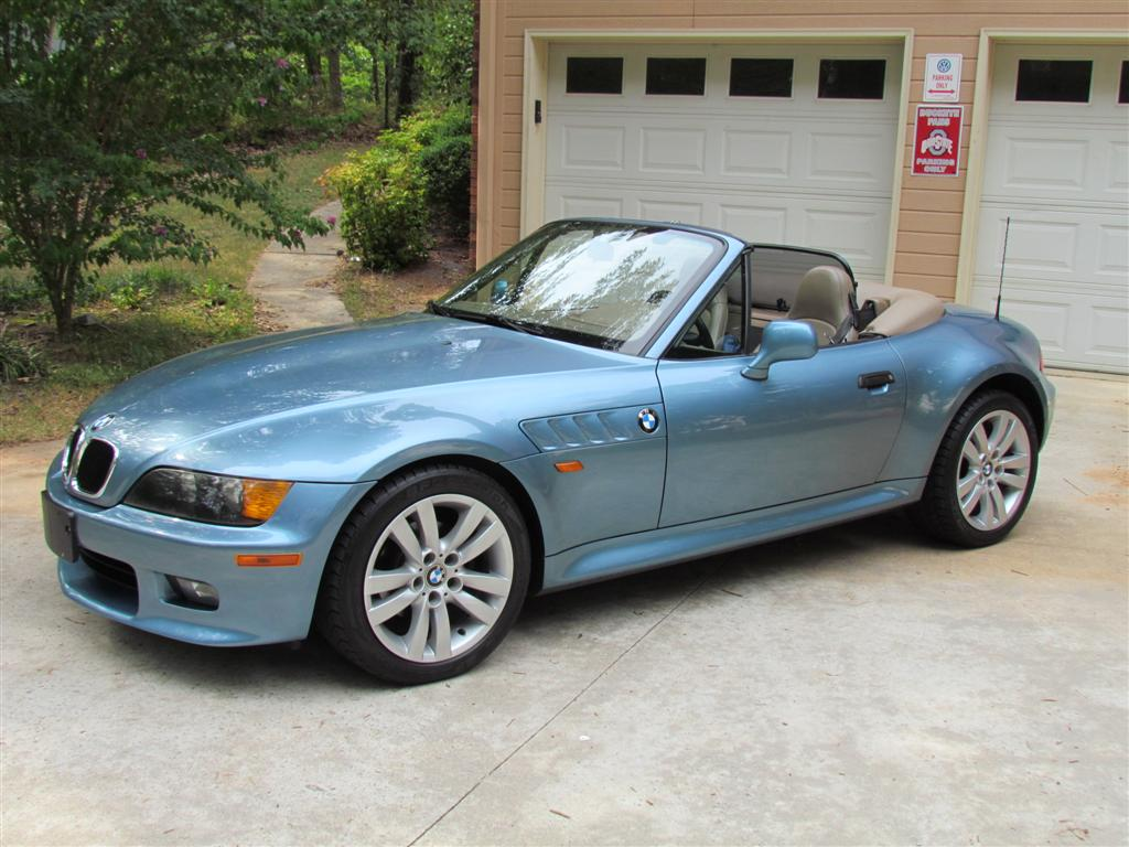 hight resolution of 1997 bmw z3 top