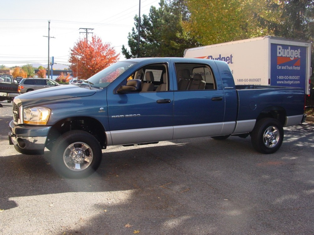 medium resolution of 2006 2008 dodge ram mega cab