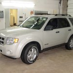 Upgrading The Stereo System In Your 2008 2012 Ford Escape Mercury Mariner Or Mazda Tribute