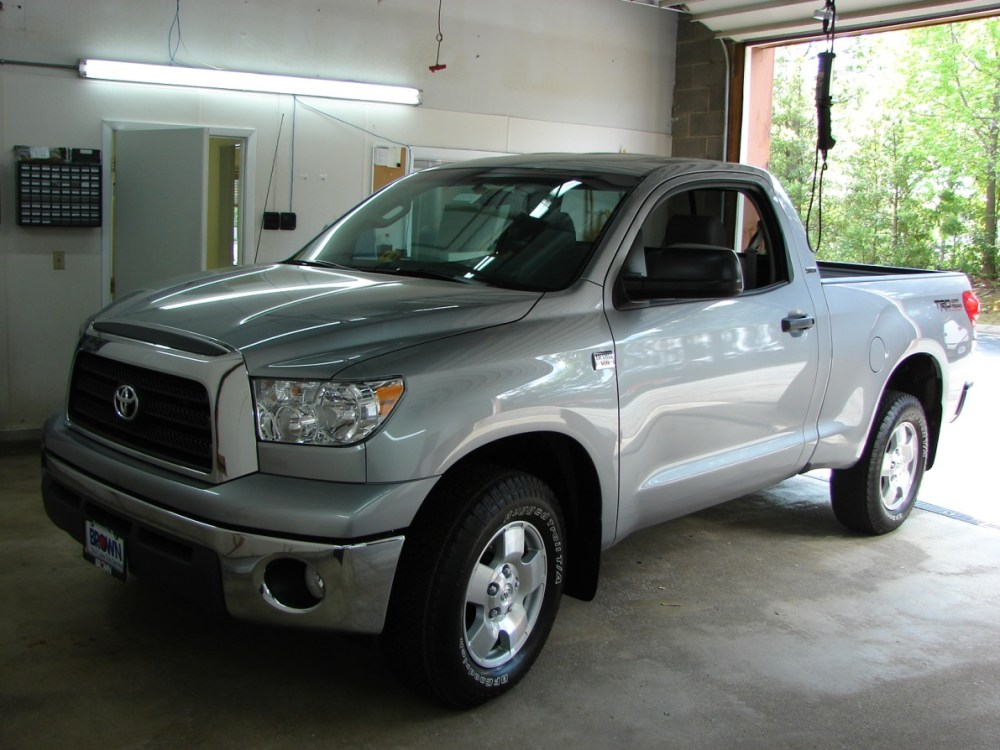 medium resolution of 2007 2013 toyota tundra regular cab