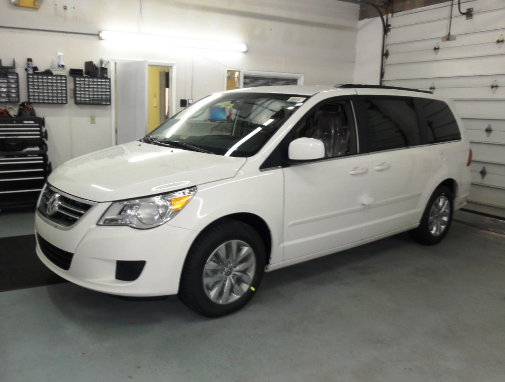 medium resolution of 2009 2013 volkswagen routan