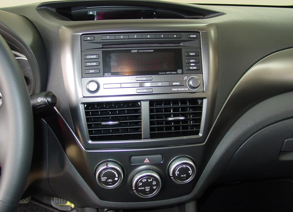 Amp Research Wiring Harness 2008 2011 Subaru Impreza Wagon Car Audio Profile