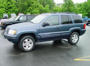 19992004 Jeep Grand Cherokee Car Audio Profile