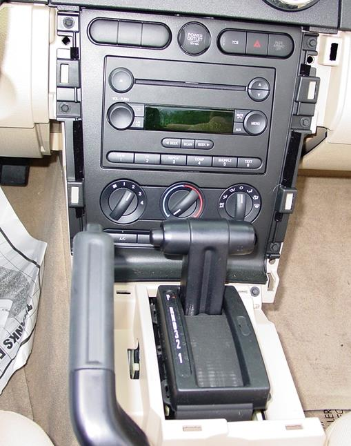 pioneer car cd player wiring diagram 1999 ford ranger radio 2005 2009 mustang audio profile factory stereo removed crutchfield research photo