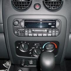 2006 Jeep Liberty Wiring Diagram Slug Anatomy 2002 2007 Car Audio Profile Factory Radio