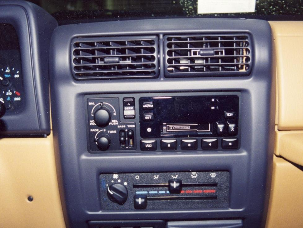 jeep tj radio wiring