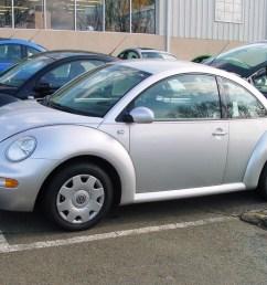 1998 2010 volkswagen beetle [ 1206 x 876 Pixel ]