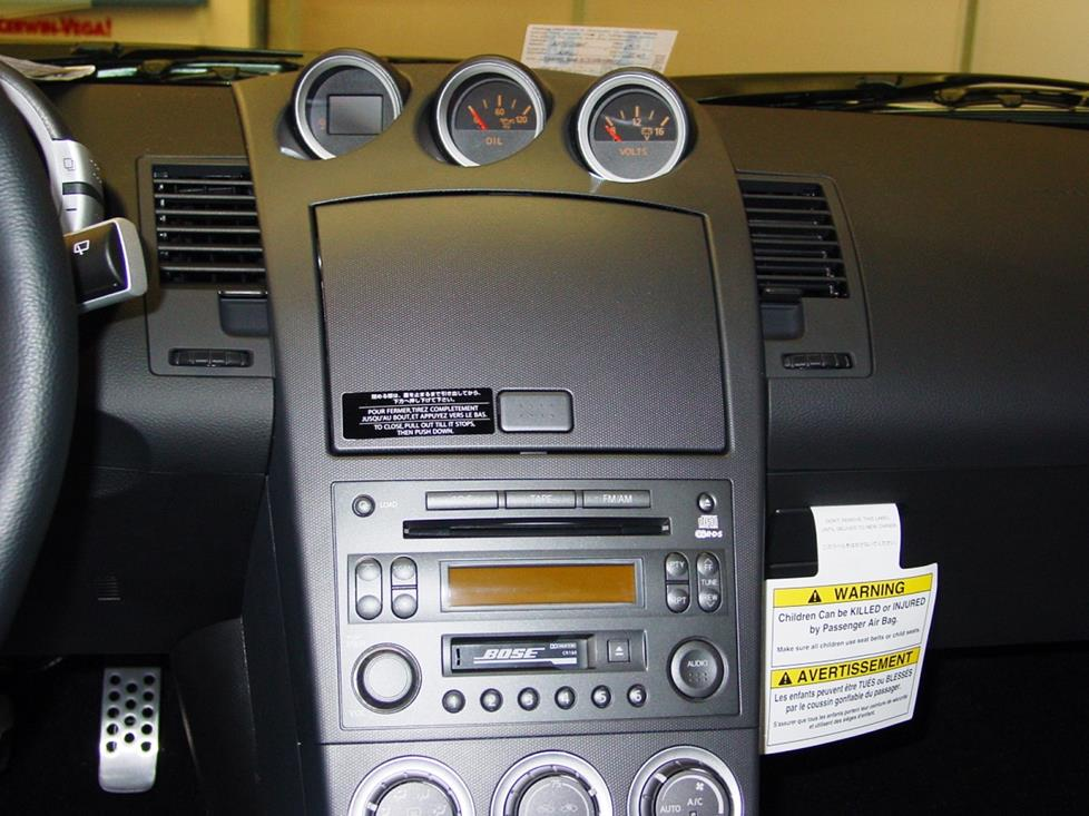 350z Iso Connector Wiring Diagram 350z Bose Audio System Wiring