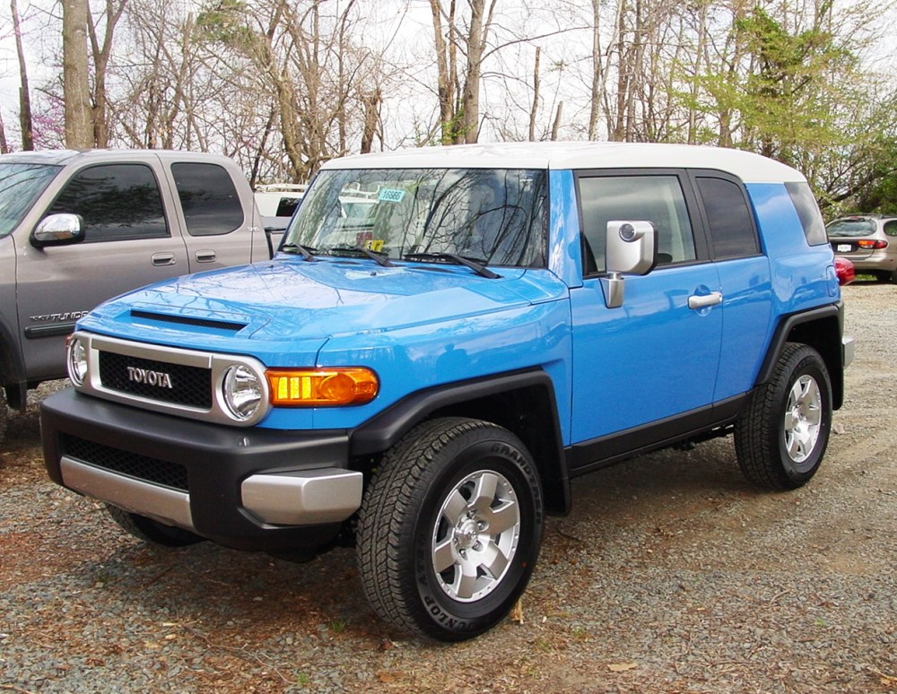 medium resolution of 2007 2014 toyota fj cruiser