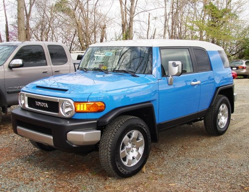 small resolution of 2007 2014 toyota fj cruiser