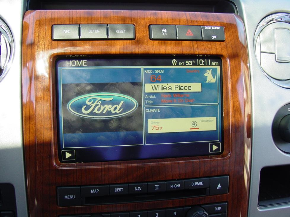 2006 Ford Fusion Stereo Wiring Diagram 2009 2014 Ford F 150 Supercrew Car Audio Profile