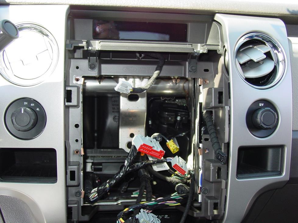 2006 Avalanche Dash Wiring Harness Diagram 2009 2014 Ford F 150 Supercrew Car Audio Profile