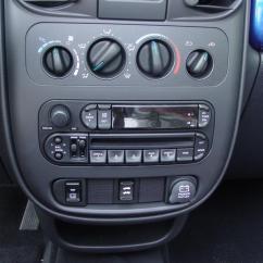 2003 Pt Cruiser Speaker Wiring Diagram Gas Furnace 2001 2005 Chrysler Car Audio Profile Factory Radio