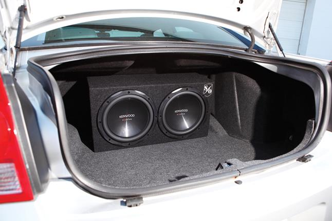 Kenwood Excelon Subwoofer
