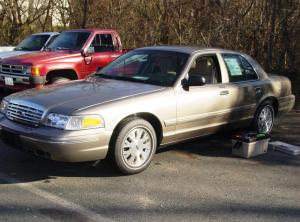 20032011 Ford Crown Victoria and Mercury Grand Marquis