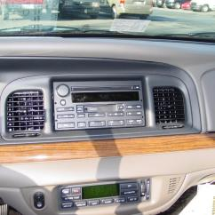 1997 Ford Explorer Car Stereo Radio Wiring Diagram Christmas Light Coldplay Lyrics 2003-2011 Crown Victoria And Mercury Grand Marquis Audio Profile