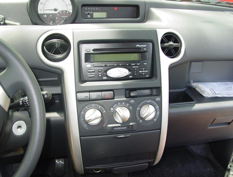 99 Ford Stereo Wiring How To Install New Audio Gear In Your 2004 2006 Scion Xb
