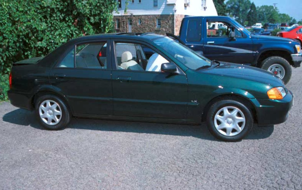 hight resolution of 1999 2000 mazda protege