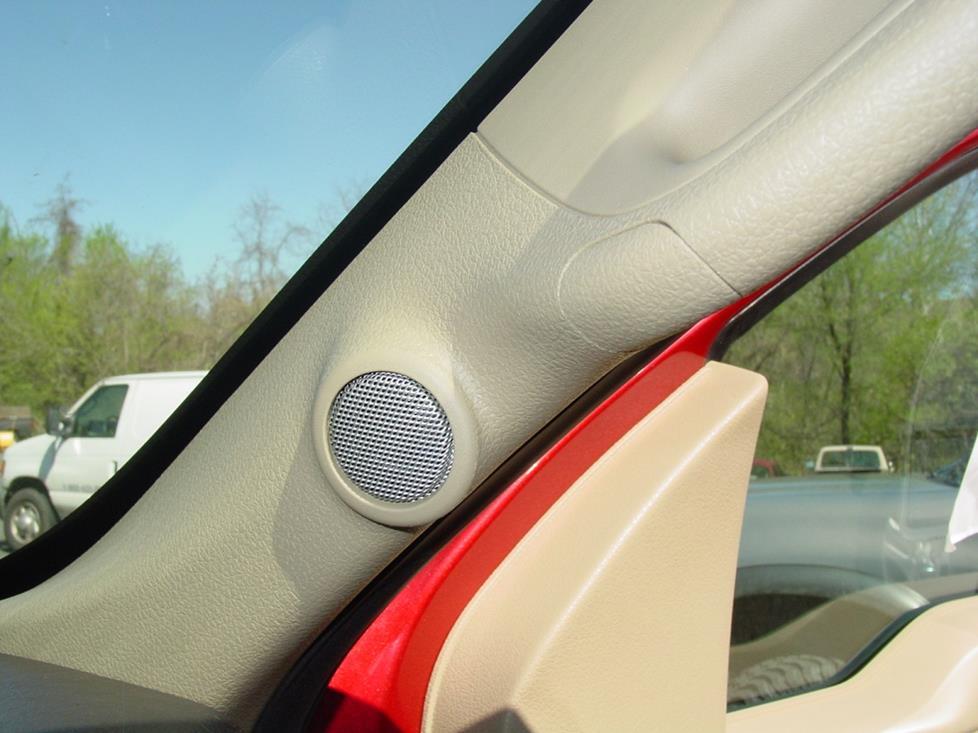 2009 2014 Ford F 150 Supercab Car Audio Profile