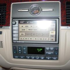 Wiring Diagram Car Stereo System 2005 Nissan Frontier Trailer 2003-2011 Lincoln Town Profile