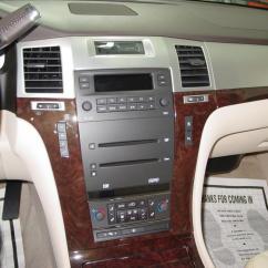 1993 Honda Accord Lx Radio Wiring Diagram 2008 Chevrolet Silverado Stereo 2007 2014 Cadillac Escalade Car Audio Profile