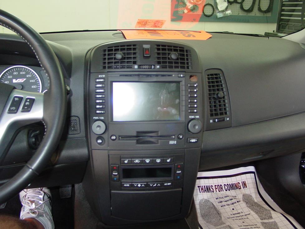Amp Research Wiring Harness 2003 2007 Cadillac Cts Sedan Car Audio Profile