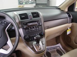20072011 Honda CRV Car Audio Profile