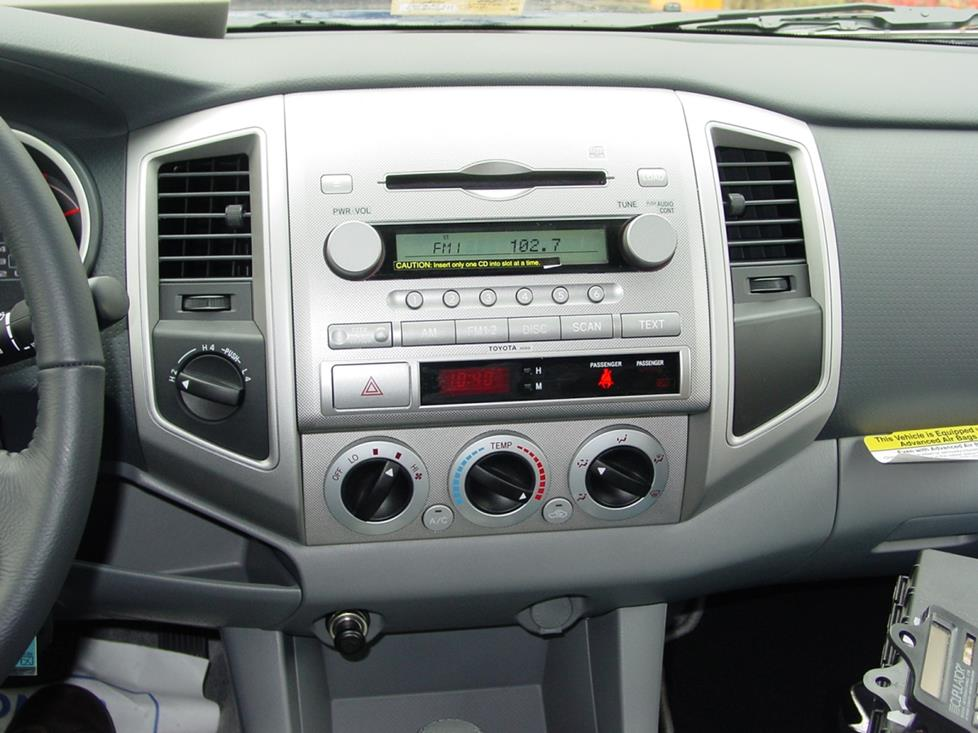 Toyota Tacoma Radio Wiring Harness Get Free Image About Wiring