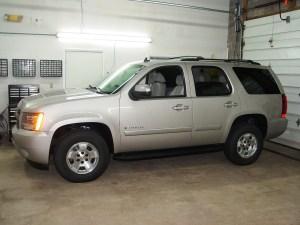 20072014 Chevrolet Tahoe & Suburban, and GMC Yukon & Yukon XL