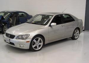20012005 Lexus IS 300 Car Audio Profile