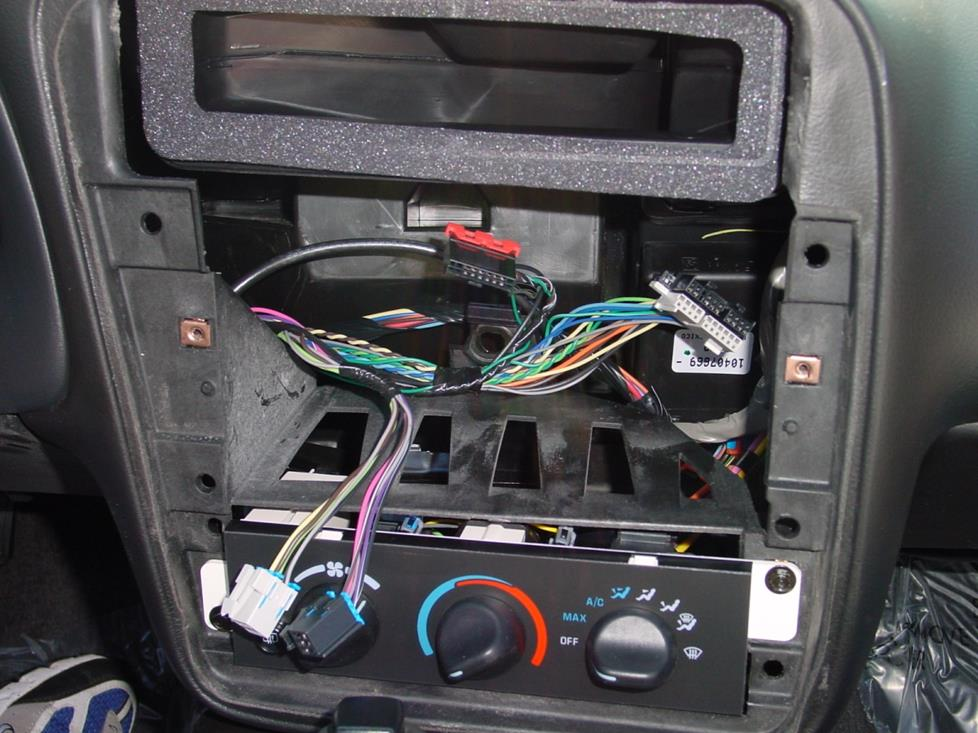2008 Chevy Tahoe Stereo Wiring Harness 1997 2002 Chevrolet Camaro Car Audio Profile