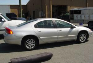 19982004 Chrysler Concord, Chrysler 300M, and Dodge