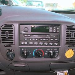 1999 Ford Explorer Xlt Stereo Wiring Diagram 2007 Honda Civic Serpentine Belt 1997 2000 F 150 Car Audio Profile Radio