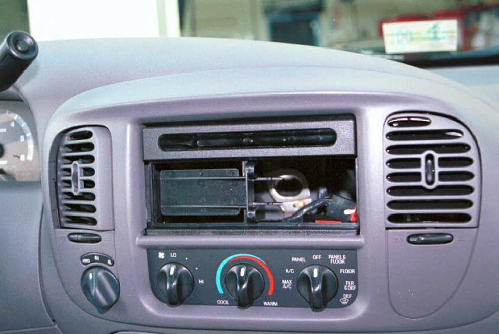 1994 Ford F 150 Stereo Wiring Diagram