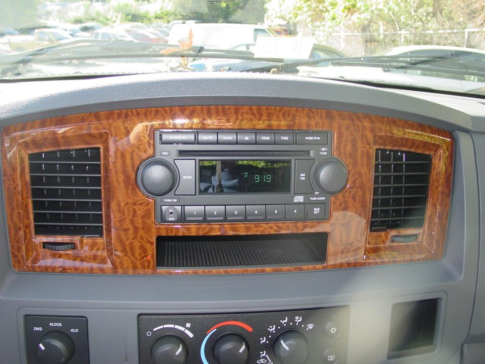 Amp Research Wiring Harness 2006 2008 Dodge Ram Quad Cab Car Audio Profile
