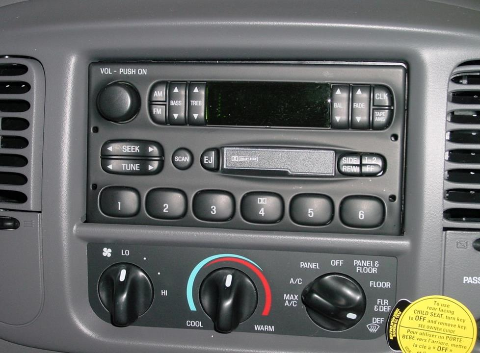 2001 saab 9 3 stereo wiring diagram vw tiguan radio how to install new car audio gear in your 2003 ford f 150