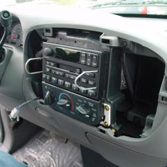 2001 Saab 9 3 Stereo Wiring Diagram Seat Ibiza How To Install New Car Audio Gear In Your 2003 Ford F 150 Radio Removal