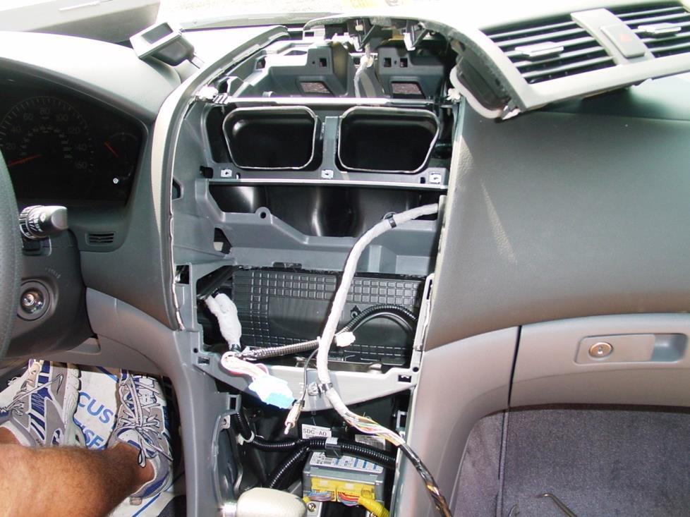 Amp Research Wiring Harness 2003 2007 Honda Accord Sedan Car Audio Profile