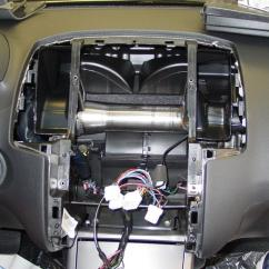 2004 Saab 9 3 Audio Wiring Diagram Sub Panel To Main 2005 2006 Nissan Altima Car Profile Dash Disassembled